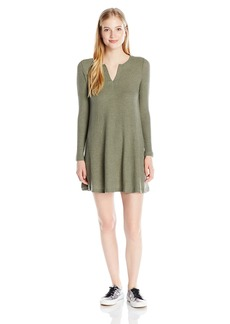 O'Neill Junior's Summit Long Sleeve Dress  M
