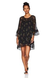 O'Neill Women's Susannah Long Sleeve Dress  S