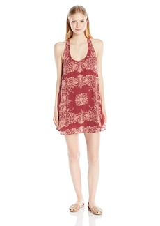 O'Neill Junior's Tanner Printed Woven Dress  M