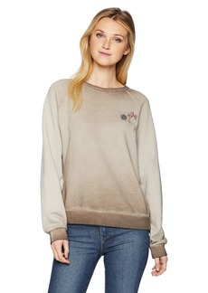 O'NEILL Women's Tripping Fleece Pullover  M