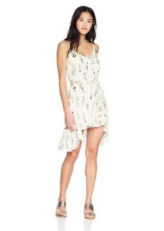 O'Neill Women's York Ruffle Tank Dress  L