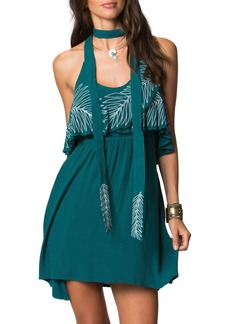 O'Neill x Natalie Off Duty Valerie Embroidered Woven Dress