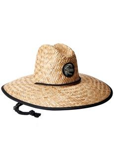 O'Neill Men's Sonoma Prints Straw Hat Naturl1
