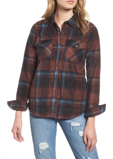 O'Neill Zuma Plaid Flannel Shirt