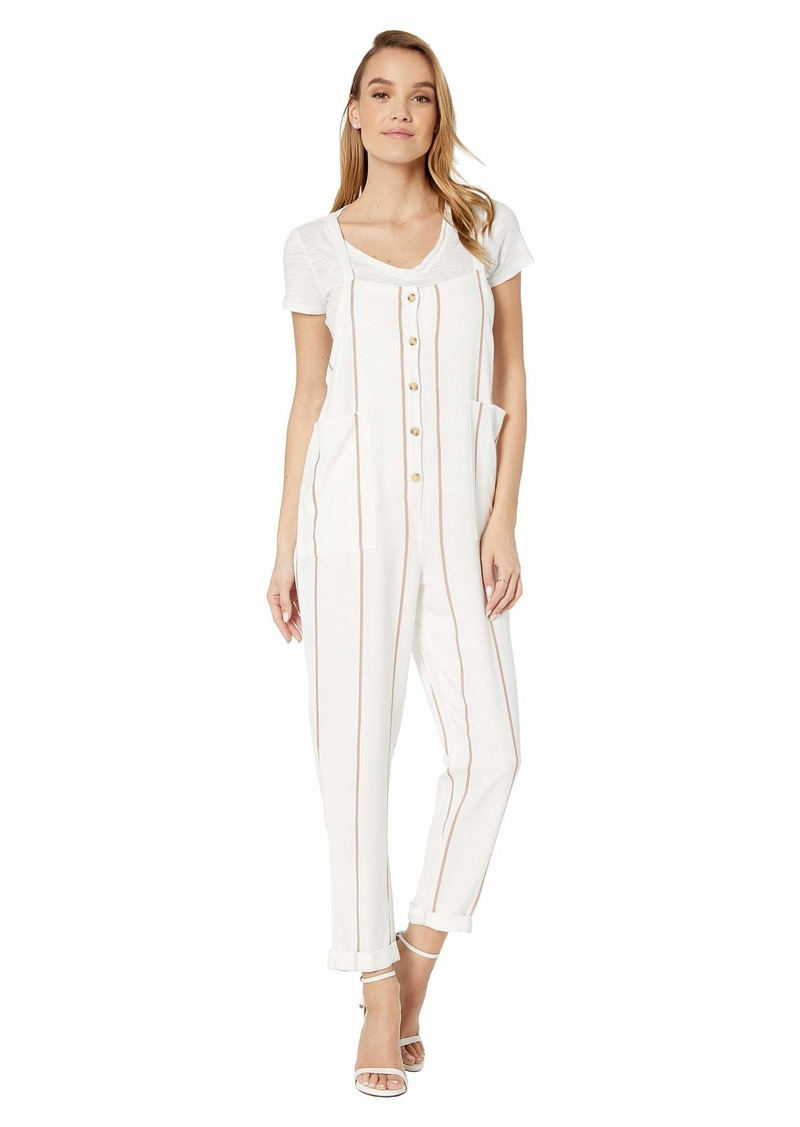 O'Neill Pacey Stripe Jumpsuit
