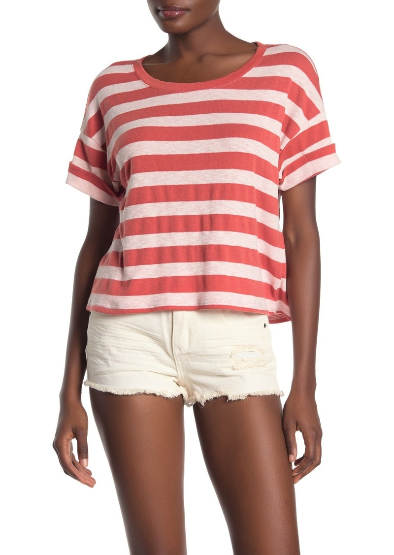 O'Neill Perry Stripe Knit T-Shirt