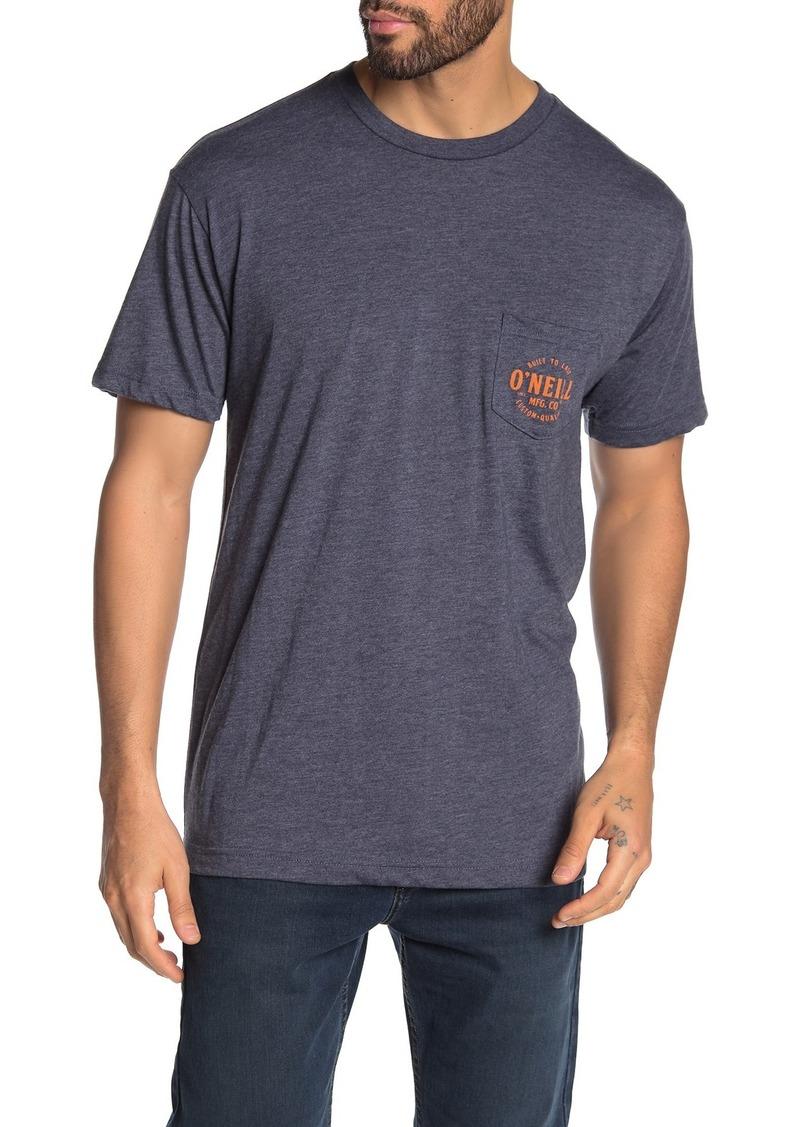 O'Neill Quality Control Pocket T-Shirt