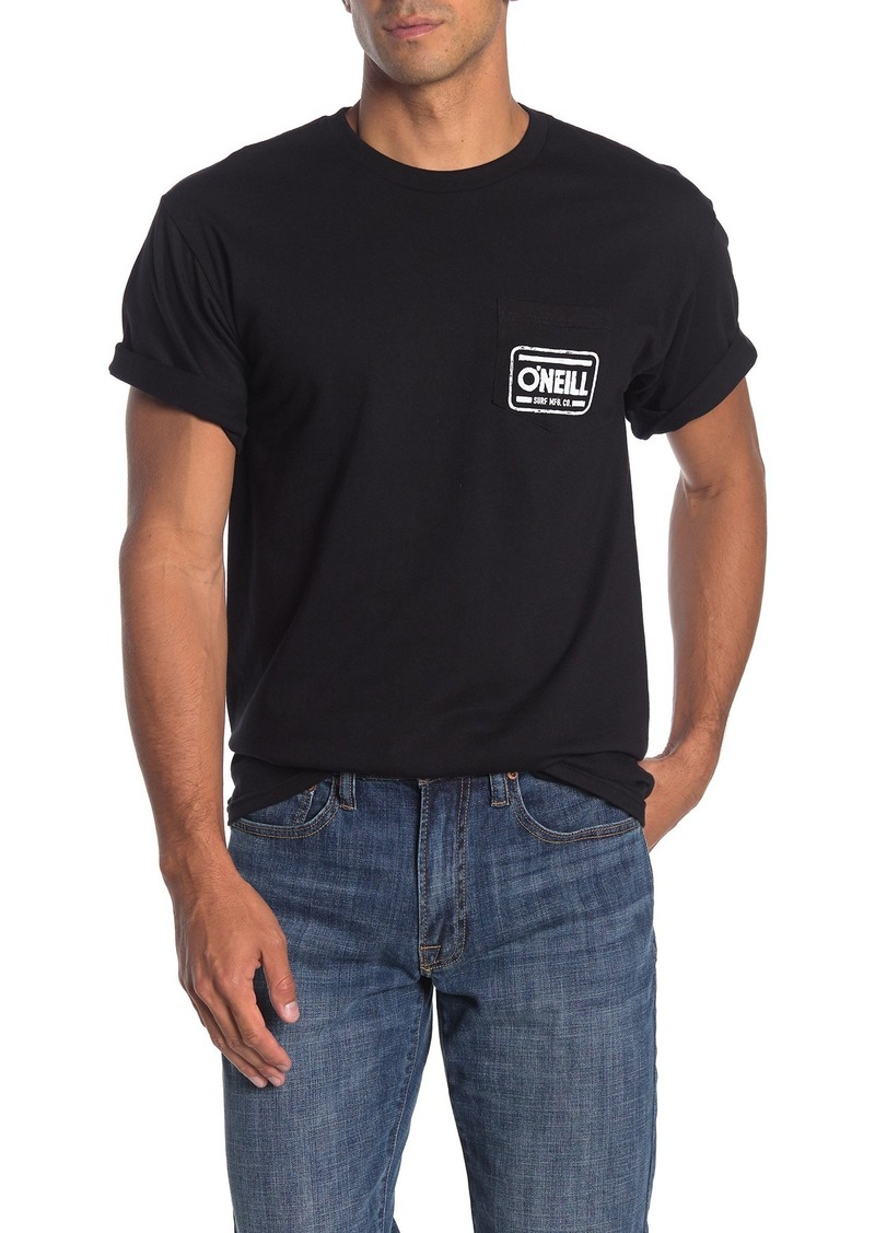 O'Neill Rounder Graphic Pocket T-Shirt