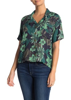 O'Neill Safari Tropical Button Down Shirt