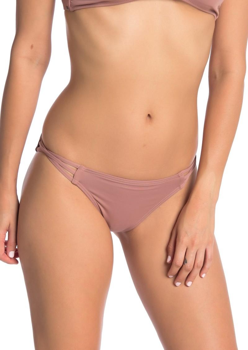 O'Neill Salt Water Solid Bikini Bottoms
