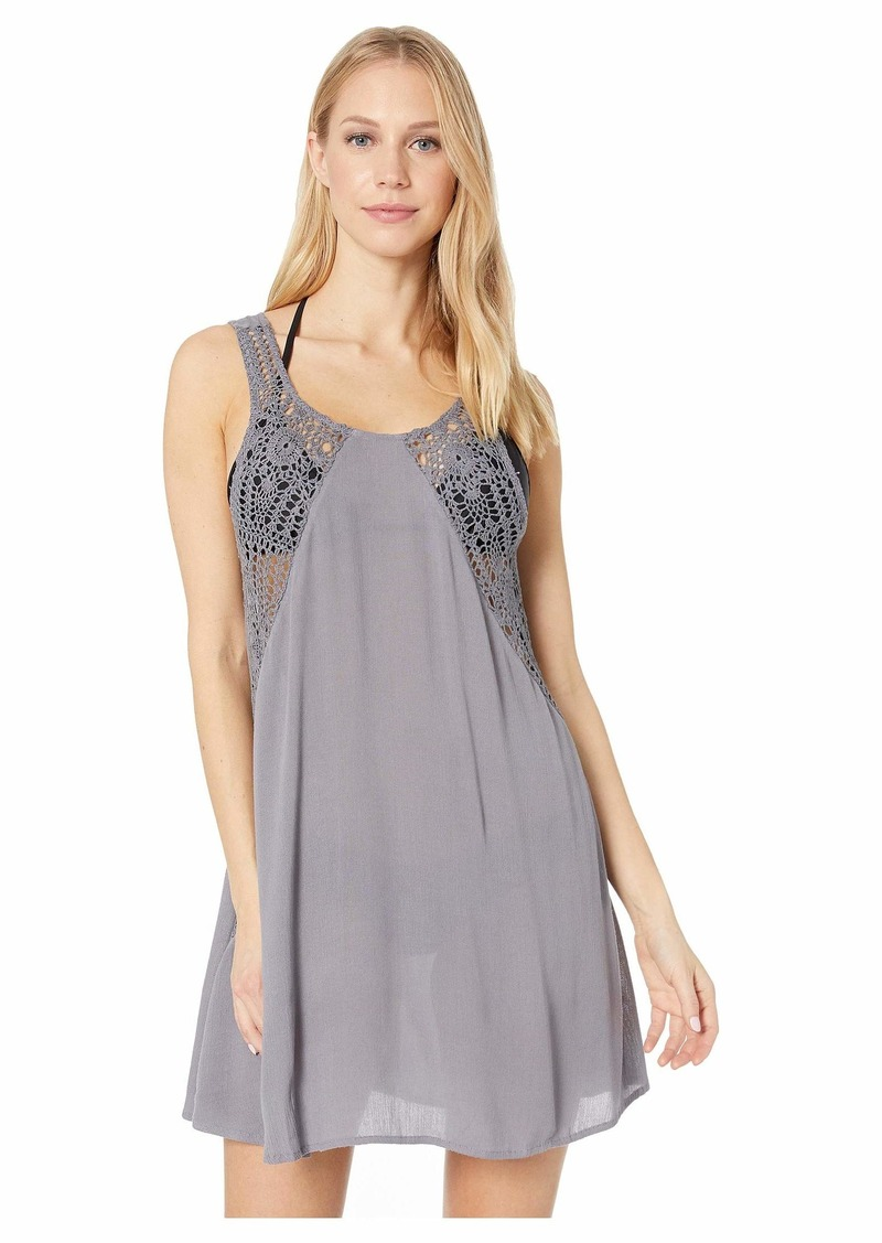 O'Neill Salt Water Solids Tank Cover-Up Dress