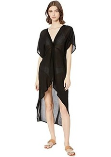 O'Neill Saltwater Solids Twist Midi Cover-Up