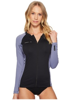 O'Neill Skins Stitchless Long Sleeve Full Zip