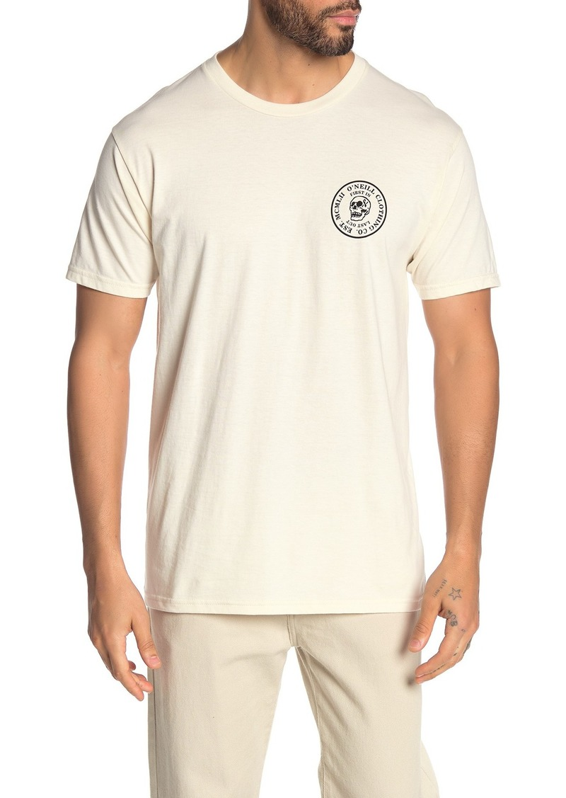 O'Neill Skully Graphic T-Shirt