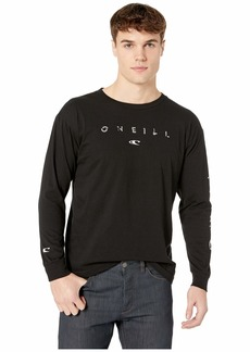 O'Neill Spaced Out Long Sleeve Screen Tee