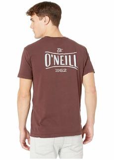 O'Neill Stay Chill Short Sleeve Screen Tee