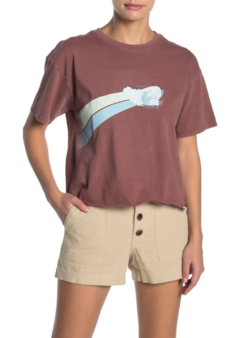 O'Neill Surf Club Short Sleeve Graphic Print T-Shirt