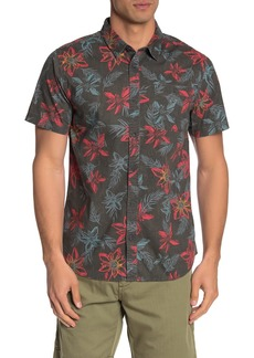 O'Neill Threshold Short Sleeve Button Down Shirt