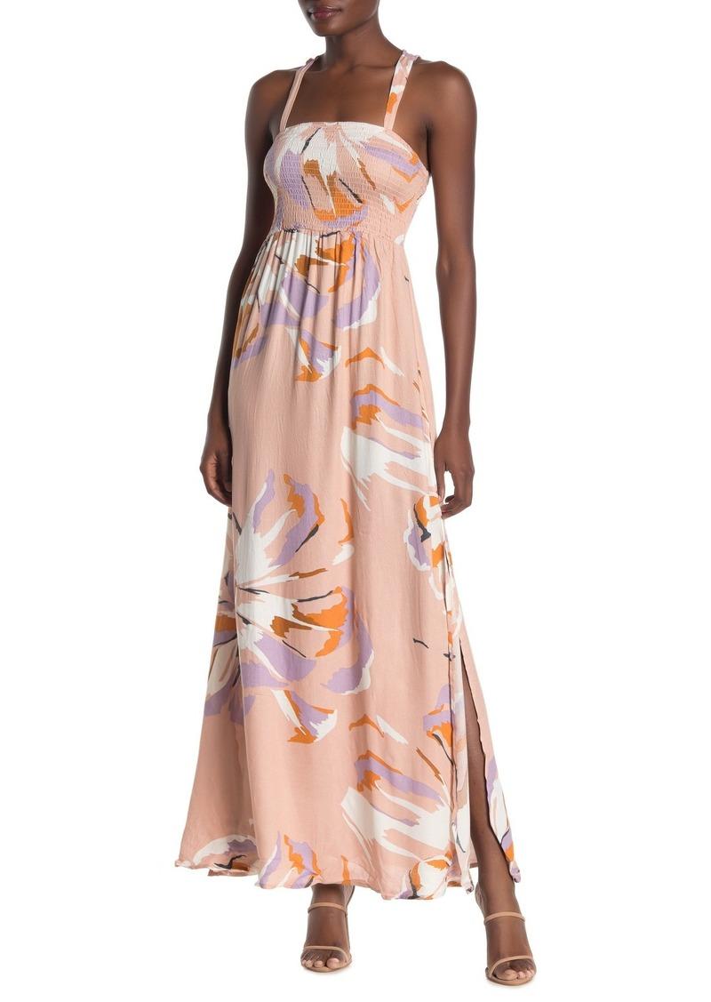 O'Neill Tony Printed Maxi Dress