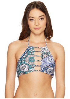 O'Neill Topanga High Neck Halter Top