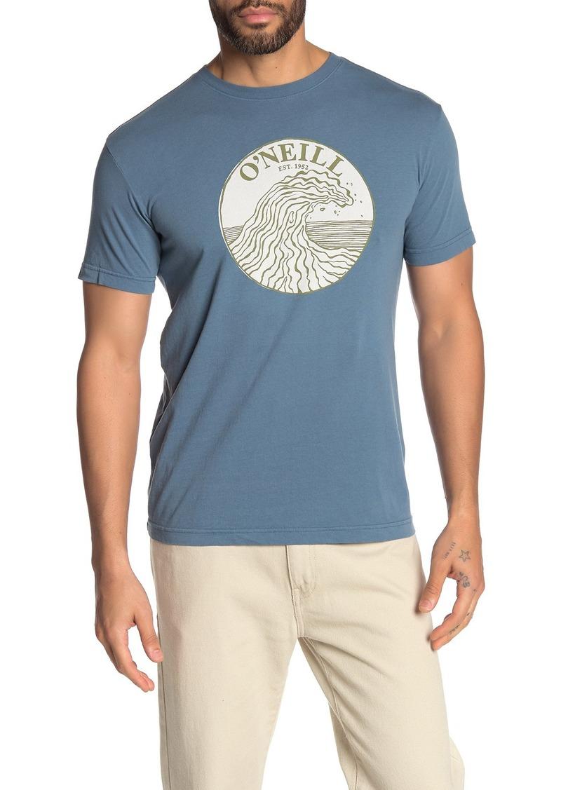 O'Neill Waver Saver Graphic T-Shirt