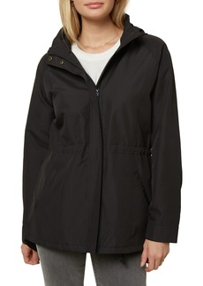 Women's O'Neill Gayle Water Resistant Hooded Jacket