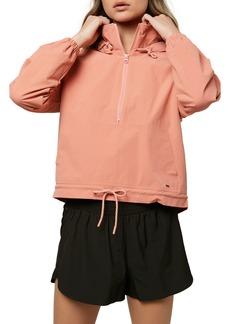 Women's O'Neill Traverse Woven Water Resistant Jacket