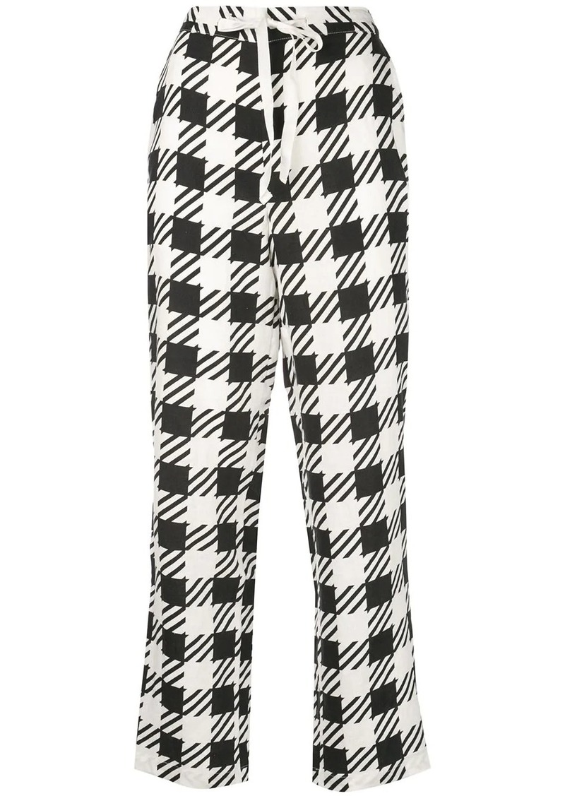Onia loose fit tapered trousers