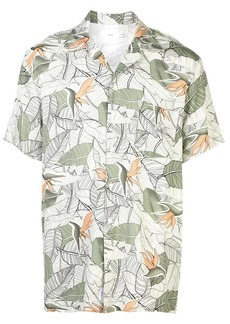 Onia Birds of Paradise Vacation shirt