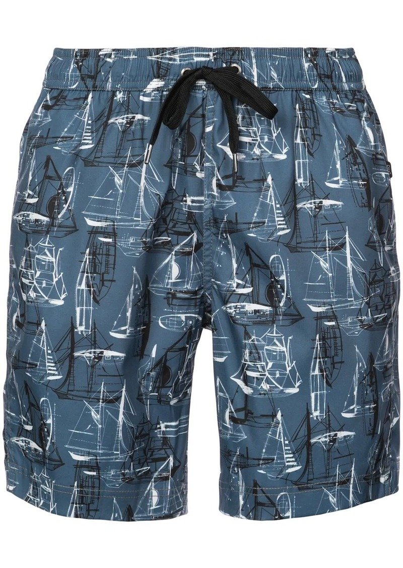 "Onia Charles 7"" swim shorts"
