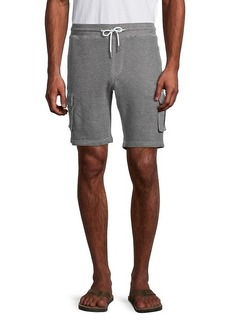 Onia Cotton-Blend Cargo Shorts