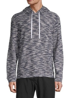 Onia Michael Cotton-Blend Hoodie