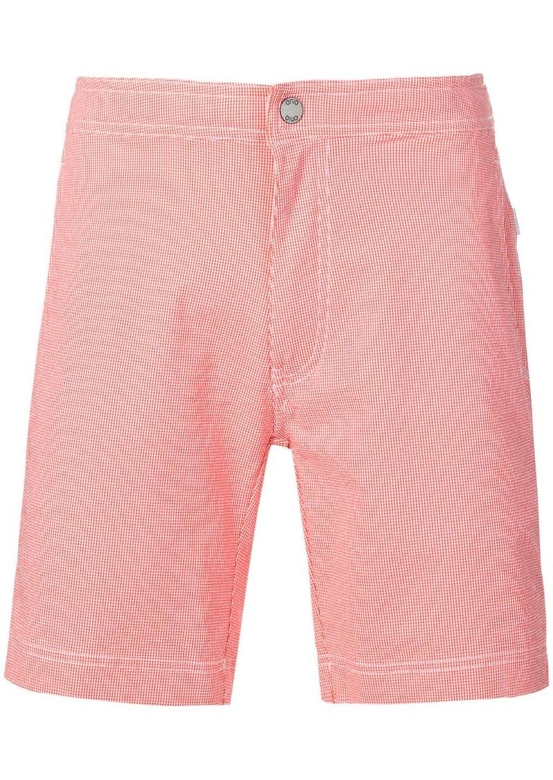 Onia micro print swimming shorts