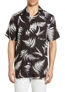 Onia Fern Leaves Vacation Shirt