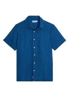 Onia Men's Samuel Short Sleeve Button-Up Shirt