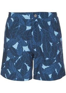 Onia Safari Leaves swim shorts