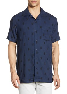 Onia Pineapple Vacation Shirt