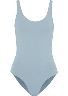 Onia Woman Kelly Swimsuit Sky Blue