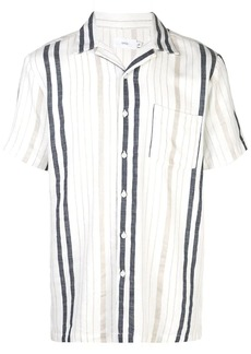 Onia strand stripe Vacation shirt