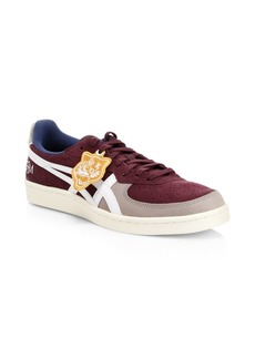 Onitsuka Tiger GSM Perforated Suede Sneakers