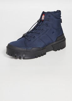 Onitsuka Tiger Re-Style Winterized Boots Lace Up