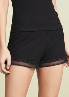 Only Hearts Feather Weight Sleep Shorts