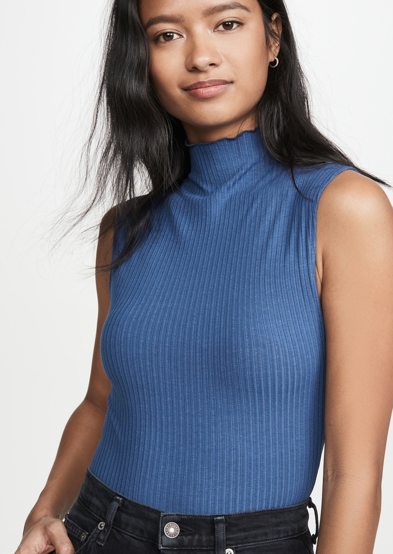 Only Hearts Funnel Neck Bodysuit