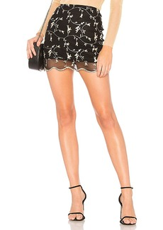 Only Hearts Mini Skirt