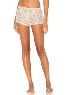 Only Hearts Mosaic Lace Sleep Short