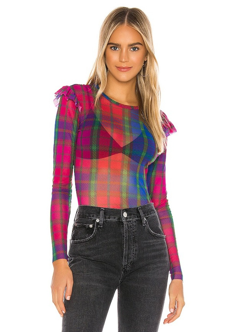 Only Hearts No Doubt Ruffle Top