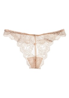 Only Hearts 'So Fine' Lace Thong