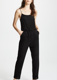 Only Hearts Velour Rib Jumpsuit