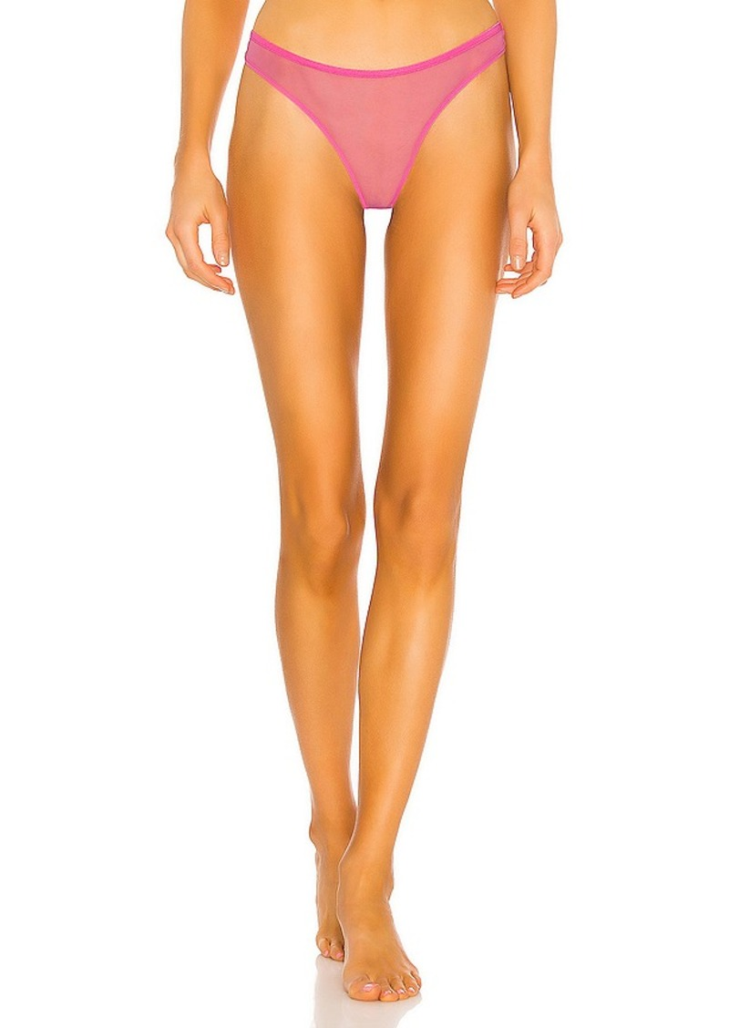 Only Hearts Whisper Basic Thong