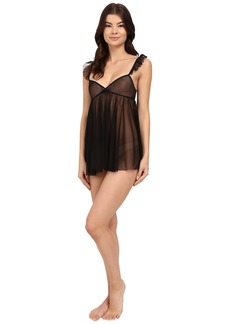 Only Hearts Whisper Ruffle Chemise